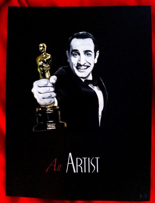 Jean Dujardin by dizisdee